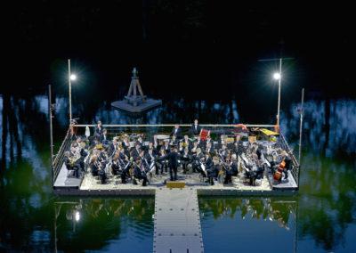 Stadtmusik St. Gallen      (moehr-foto)